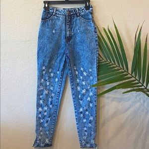 Vintage UnionBay distressed high rise jeans